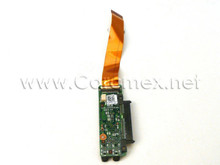 DELL LATITUDE 13 , VOSTRO V13 HARD DRIVE CONNECTOR AUDIO BOARD REFURBISHED DELL M5NXV