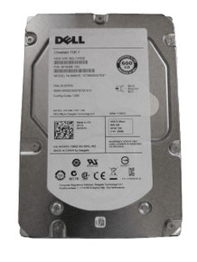 DELL Poweredge Disco Duro 600GB@15K SAS 3.5IN Sin Charola NEW DELL 3J762N, 41-9776, 341-9626, ST3600057SS, 9FN066-150, C4DY8, T335R, W347K, R527R, 3R6PW,
