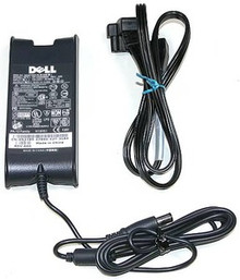 DELL PA-12   ADAPTADOR DE CORRIENTE ORIGINAL 65W 3 PRONG REFURBISHED DELL YD637