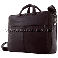 DELL LAPTOP GENUINE CARRYING CASE NYLON DE LUXE BLACK (17.5 IN X 13.5 X 4.5 ) FIT 15IN  NEW DELL DP458, TR816, 330-1181
