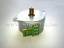 DELL IMPRESORA 1815  MAIN STEEPING MOTOR 4 FUSER DRIVE ( MOTOR ) REFURBISHED DELL  JC31-00037E, M55SP-2NK, JC31-00076A