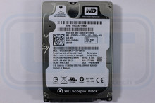 DELL LAPTOP HARD DRIVE 250GB SATA 3 GB/S 16 MB 7.2@2.5 INCHES RPM W/O FREE FALL SCORPIO BLACK NEW DELL WD2500BPVT, A3694153, VXWV3
