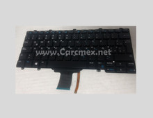 DELL Latitude E5270, E7270, Xps (12) 9250 Wired Keyboard Backlite / Teclado Con Cable En Español Iluminado NEW JCK53
