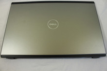 DELL VOSTRO 3700 17 LCD LID BACK COVER SILVER ASSEMBLY W/HINGES  /CUBIERTA LCD PLATA REFURBISHED  DELL CON BISAGRAS  K31D8