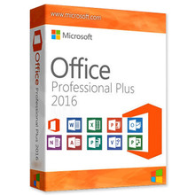MICROSOFT OFFICE PROFESSIONAL PLUS  2016  SINGLE OPEN LIC PRODUCT  NO LEVEL PYMES  79P-05552