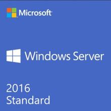WINDOWS SERVER 2016 R2 STANDARD SINGLE OLP NL 2 PROC LIC 9EM-00124