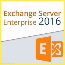 MICROSOFT EXCHANGE SERVER ENTERPRISE 2016 SNGL OLP NL 395-04540