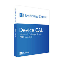 MICROSOFT EXCHANGE STANDARD CAL 2016 SNGL OLP NL DEVICE CAL 381-04396
