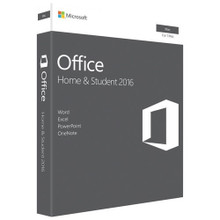 MICROSOFT OFFICE PARA MAC HOME & STUDENT 2016 ESPAÑOL DVD GZA-00849