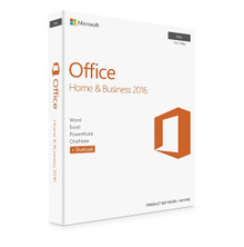 MICROSOFT OFFICE PARA MAC HOME & BUSINESS 2016 ESPAÑOL DVD W6F-00937