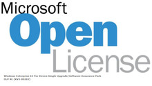 MICROSOFT SISTEMA OPERATIVO WINDOWS ENTERPRISE E3 PERPETUA DEVIC SNGL UPGRADE SAPK OLP NL KV3-00262