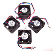 NEW DELL POWERCONNECT 6248  REPLACEMENT FAN KIT / VENTILADOR DE REMPLAZO KIT DE 4 NEW,  XT800
