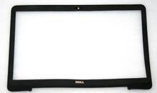DELL LAPTOP XPS 15Z L511Z LCD TRIM PLASTIC BEZEL / BEZEL DE PLASTICO CON RANURA PARA CAMARA NEW DELL R57YV
