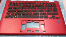 DELL INSPIRON 3147 3148 PALMREST + KEYBOARD EN SPANISH /PALMREST Y TECLADO ESPAÑOL REFURBISHED DELL, X5VFN, YJ6NK, 05F3R