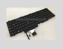 DELL Latitude E5550 Keyboard Backlight Spanish/ Teclado en Español Retroiluminado NEW DELL 5Y0RX, 1R2M9, SN7232, CMT2P
