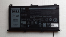 DELL Inspiron 15 5577 7559 Battery 6 CELL / Bateria 6 CELL 74 WHR TYPE-357F9 NEW DELL 71JF4, 0GFJ6