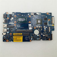 DELL LAPTOP INSPIRON 15-5548  ORIGINAL MOTHERBOARD UMA (INTEGRATED VIDEO CARD)  CORE I7-5500U 2.4GHZ  ( NO PROCESSOR) / TARJETA MADRE REFURBISHED DELL Y7WYD, MMKVJ, LA-B016P