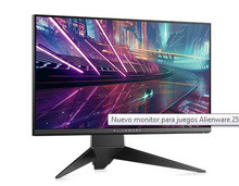 DELL MONITOR ALIENWARE AW2518HF DE 25 INCHES ( 1920 X 1080 ), (DP 1.2)(HDMI 1.4)(USB 3.0)(AUDIO) 3 AÑOS GARANTIA NEW DELL, THJX1 , 210-AMST