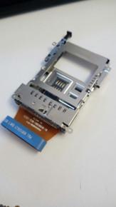 DELL LATITUDE D830 PCMCIA CARD CAGE ENCLOSURE 01-02002001-02G NKC32