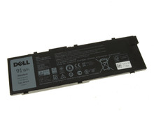 DELL  Laptop Precision 7510 7710  Original Battery 9 CELL 91WHR 11.4V TYPE-MFKVP/ Bateria Original NEW DELL TWCPG, RDYCT, MFKVP