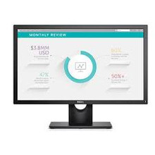 DELL MONITOR SERIE E2318H DE 23.0 IN, FULL HD (1920 X 1080 ) CONEXIONES DP Y VGA CON LED NEW DELL XG7KG, 210-AMBM