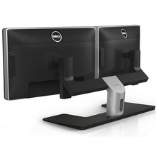 DELL MONITOR STAND MDS 14 DUAL UP TO 24IN MONITORS/ SOPORTE PARA 2 MONITORES HASTA DE 24 PULG NEW DELL 5TPP7, HXDW0, 332-1236