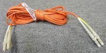 DELL Cable Multi-Mode Duplex Fiber Optic FC LC-LC, Tyco 5M Orange / Cable de Fibra Optica Color Naranja de 5M DELL TH263