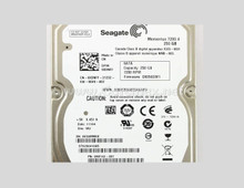 DELL LAPTOP / DESKTOP HARD DRIVES 250GB@7.2K RPM SATA 2.5 IN 7 PIN SEAGATE W/O TRAY NEW DELL XDNFF, ST9250410AS
