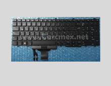 DELL Latitude E5550 Keyboard Non BackLight Spanish / DELL Teclado En Español NO ILUMINADO  NEW DELL 5Y0RX, 1R2M9 SN7232