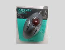 Logitech Trackman Marble Wheel Mouse USB Optico / Raton Optico NEW 910-000806