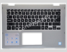 DELL Laptop Inspiron 13 (5379) 14, (5578),(7460) Palmrest W/ Backlit Keyboard (NO Touchpad) / Palmrest con Teclado Retroiluminado Español (NO Raton Digital) NEW DELL WDFMG, XD4CT, JCHV0