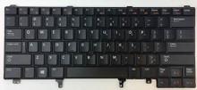 DELL Latitude E6420 E6430 E6440 US Keyboard / DELL Teclado En Ingles NEW NSK-DV2BC PK130FN1D00 XMRJV, NVW27