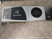 DELL Nvidia Quadro Fx 5800 Pci Express 4GB GDDR3 Gpu Graphics Video Card / REFURBISHED DELL 1HKHC