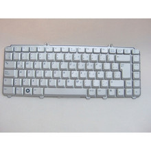 DELL  XPS M1330, M1530 / INSPIRON 1420, 1520, 1521, 1525, 1526. / VOSTRO 1000,1400, 1500 KEYBOARD SPANISH /TECLADO GRIS REFURBISHED DELL RN132, NK750, NSK-D9A1E, NK764