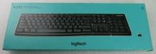 DELL Logitech K270 Wireless Keyboard English / Tecaldo Inalambrico Ingles NEW DELL 920-003051,  A7261853