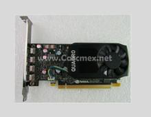 DELL Desktop Original Nvidia Quadro Video Card P620, 2GB GDDR5  4-MINI-DP PCI Express 3.0 X16  Low Profile/ Tarjeta De Video Bajo Perfil  NEW DELL  KN802, H9CK5 , 490-BEQY