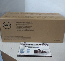 DELL IMPRESORA H625, H825, S2825  IMAGING DRUM CARTRIDGE BLACK/ TAMBOR DE TRANSFERENCIA IMAGENES 50,000 PÁGINAS NEGRO NEW DELL  MJN86, 1KCF9 , 593-BBPF