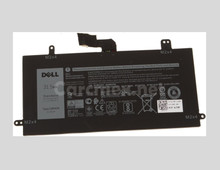 DELL Laptop Latitude 5285 2 in 1 5290 Original Battery 3-CELL 31.5WHR 11.4V TYPE-1WND8/ Bateria Original  NEW DELL 5JT8G,JT90P, 1WND8