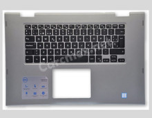 DELL Laptop Inspiron 15 5568 5578 5368 5378 2 IN 1 Original Plastic to Reset the Power Bottom (Gray) / Plastic para Accionar el Boton de Encendido (Gris) NEW DELL 0HTJC-PG