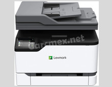 LEXMARK GO LINE Impresora Multifuncional a Color (26/24 PPM) Pantalla Tactil de 2.8 PULG. ADF Simple NEW LEXMARK MC3326ADWE