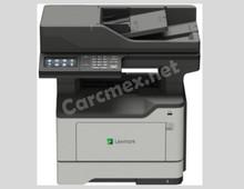 LEXMARK GO LINE Impresora Multifuncional Monocromática (46/44 PPM) Pantalla Tactil de 4.3 PULG. ADF Consecutivo NEW LEXMARK MB2546ADWE
