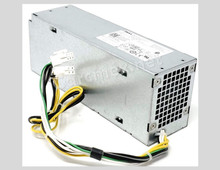 DELL Desktop Optiplex 3060, 5060, 7060, 7040, Vostro 3470, Inspiron 3470 ORIGINAL Power Supply 200W With 2 Cables (4-PIN, 6-PIN)/Fuente de Poder REFURBISHED DELL PCH001, 4FHYW, CGFJT, 565YR, WRN7C, FXGY4, 8C0JV, H200NS-00
