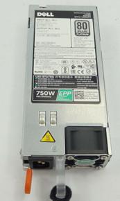 DELL Poweredge R930, R730, R730XD, R630, T630, R530, T430 Power Supply 100-240V 50/60HZ  12V / 62.5A (Total PWR Not to Go Over 750W) NEW DELL V1YJ6, G6W6K, HTRH4, TP2JX, KNHJV, W8R3C, 450-AEES