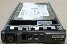 DELL Poweredge Original Hard Drive 2.4TB@10K RPM 12GBPS SAS 2.5 Inches With NO-Tray / Disco Duro sin Charola NEW DELL W9MNK, 400-AUQX, 401-ABHQ, K0N77, ST2400MM0159, RWR8F, F9NWJ