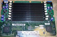 DELL POWEREDGE 6600, 6650  RAISER CARD MEMORY BOARD W 8 SLOTS/ TARJETA PARA MAS MEMORIA  REFURBISHED DELL 4U686