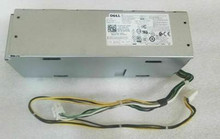 Dell Desktop Optiplex 3060 5060 7060 7040. VOSTRO 3470, INSPIRON 3470  Original Power Supply 200W  WITH 2 CABLES (4-PIN, 6-PIN)/ Fuente de Poder New Dell PCH001,4FHYW, CGFJT, 565YR ,WRN7C, FXGY4, 8C0JV, H200NS-00, L200EPS-00, 8TVYY
