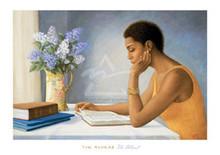 The Student Art Print - Tim Ashkar
