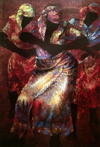 Rhythm Art Print - Paul Goodnight