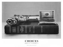 Choices (18 x 24) Art Print- Brian Forbes