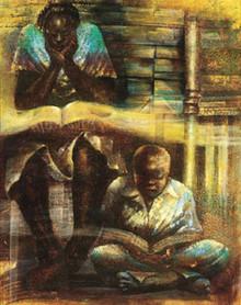 True Knowledge Has A Heart Art Print - Paul Goodnight